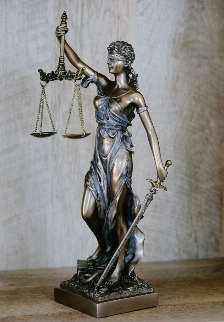 Scales of Justice UK law